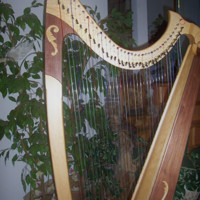 Pathways Studio Harps
