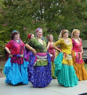 Savannah Winds Middle Eastern Dance Troupe